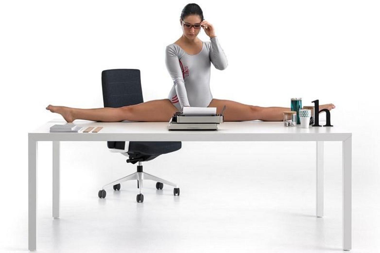 ballet op kantoor
