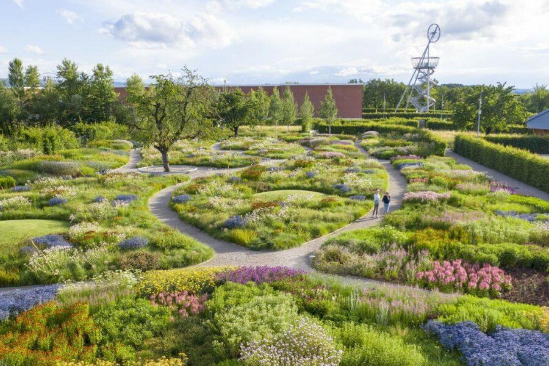 Vitra Oudolf Garden